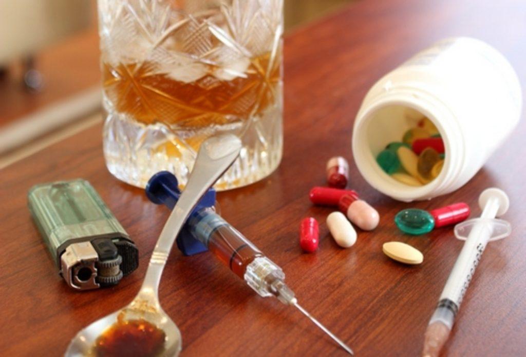 Narkomaniya-alkogolizm